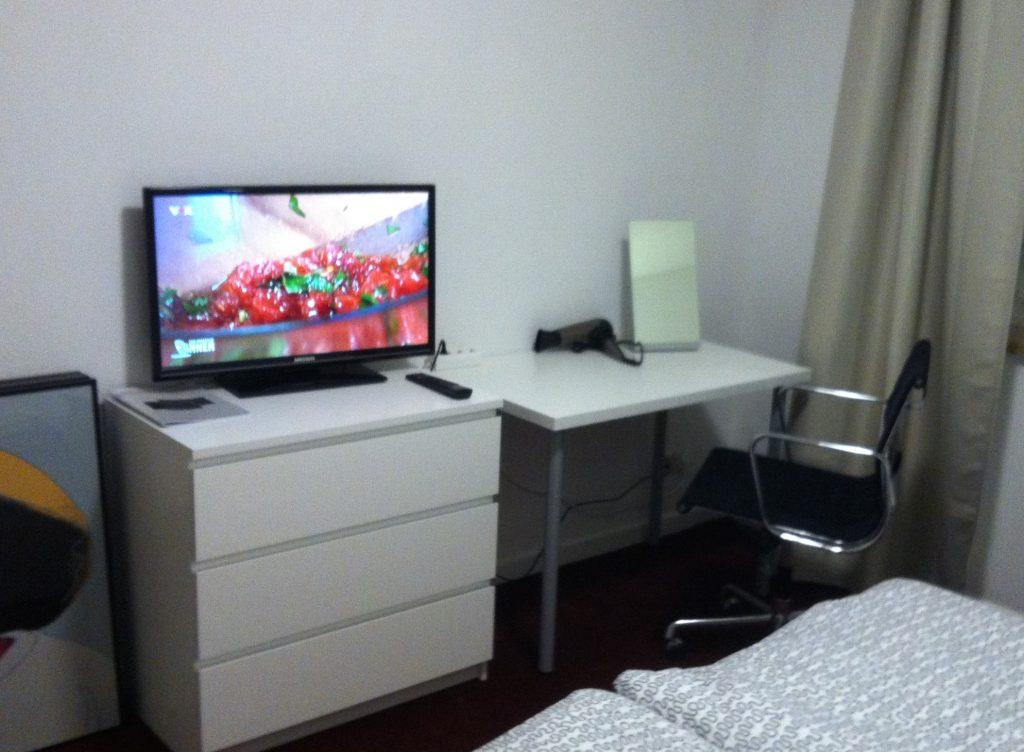 Jedes Zimmer mit TV & WiFi